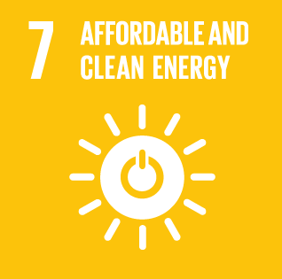 Sustainability development goal 7